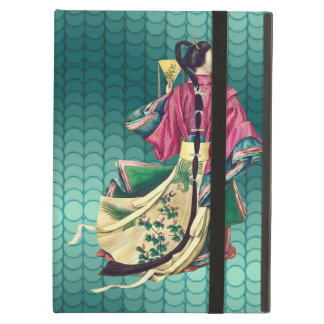Oriental Beauty Case For iPad Air