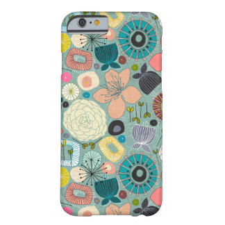 oriental blooms barely there iPhone 6 case