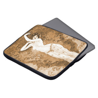 Oriental Dancer 1901 Laptop Sleeve