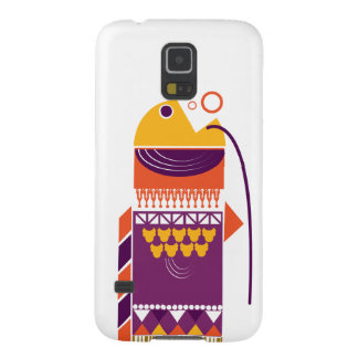 Oriental Fish Galaxy S5 Case
