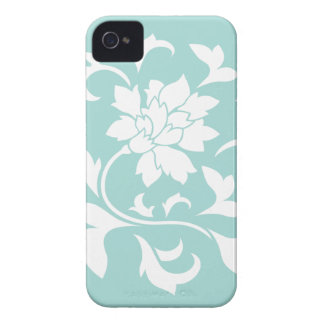 Oriental Flower - Limpet Shell Case-Mate iPhone 4 Case