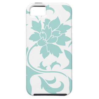 Oriental Flower - Limpet Shell Tough iPhone 5 Case