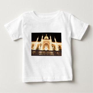 Oriental palace at night baby T-Shirt