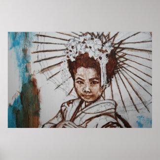 Oriental Princess Poster