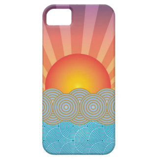 Oriental Seaview iPhone 5 Cover
