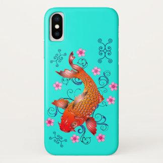Oriental style, Koi fish phone case