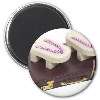 OrientalBusiness042310 Fridge Magnet