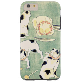 Oriented Cats iPhone 6/6s Plus, Tough Tough iPhone 6 Plus Case