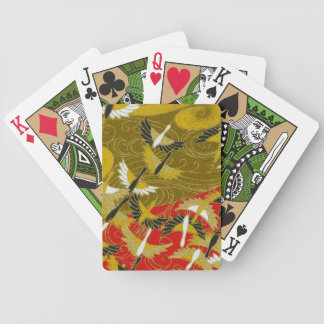 Origami Paper 3 Bicycle Playing Cards
