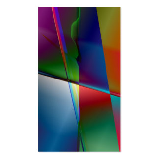 Original Abstract Business Card Templates