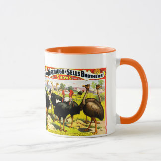 Original Angry Birds Promotion from 1898 Mug