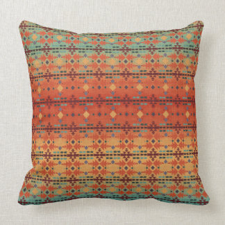 Original Art by Cherie | Southwestern | Tribal Cushion