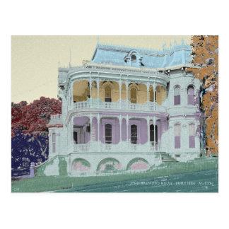 Original Design of Victorian Treasure Postcard