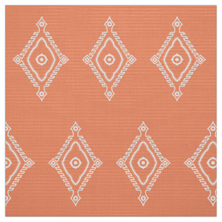 Original Moroccan Decorative Pattern Fabric