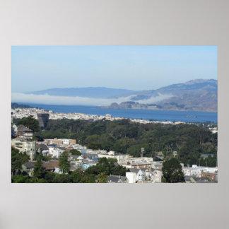 Original Print - The Gate to San Francisco Bay