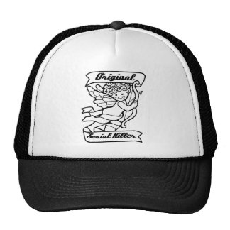 Original Serial Killer Cupid Mesh Hats