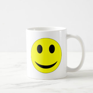Original Yellow Smiley Face Coffee Mugs