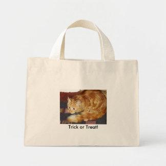 Orion1, Trick or Treat! Mini Tote Bag
