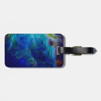 Orion Nebula cosmic galaxy space universe Luggage Tag
