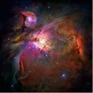 Orion Nebula Hubble Telescope Cut Outs