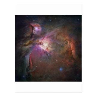 Orion Nebula Postcard