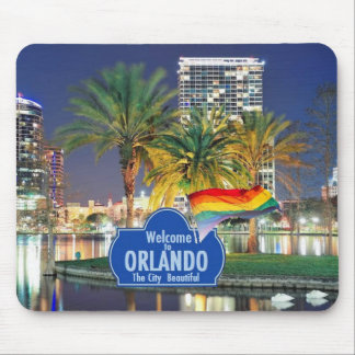 Orland FLORIDA Mouse Pad