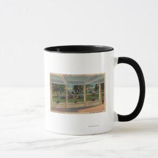Orlando, Florida - Outdoor View of Florida Mug