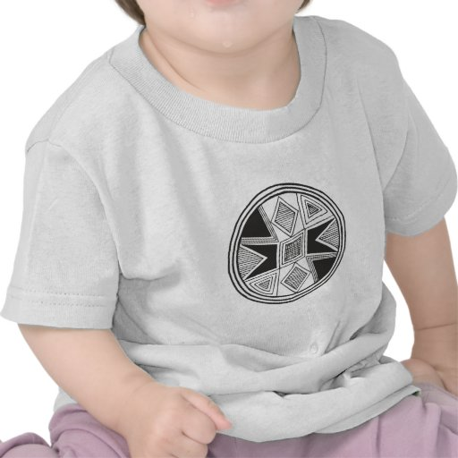 Ornamentation Indian native American Anasazi T Shirt