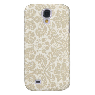 Ornate floral pattern 2 galaxy s4 cases