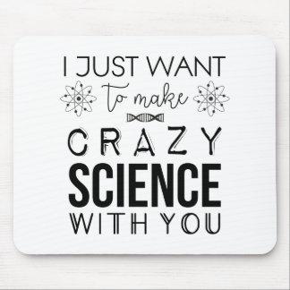 Orphan Black Crazy Science Mousepad
