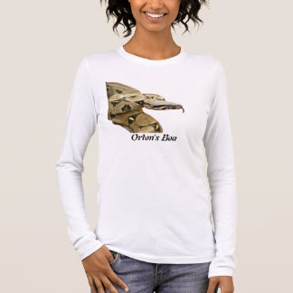 Orton's Boa Ladies Long Sleeve (Fitted) Long Sleeve T-Shirt