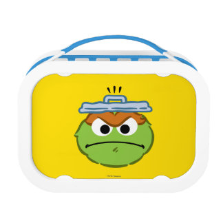 Oscar Angry Face Lunchboxes