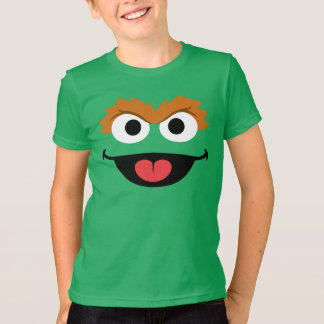 Oscar Face Art T-Shirt