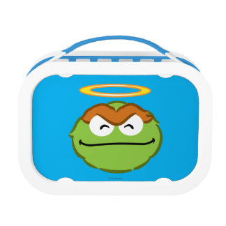 Oscar Smiling Face with Halo Lunch Box