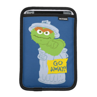 Oscar the Grouch Graphic iPad Mini Sleeve