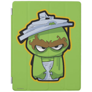 Oscar the Grouch Zombie iPad Cover