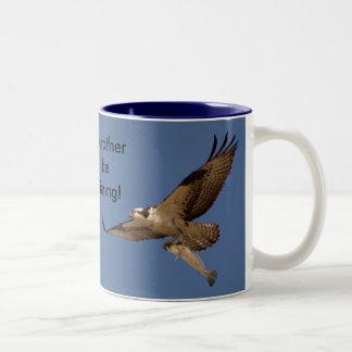 Osprey Fisher Two-Tone Coffee Mug