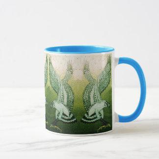 Ospreys Mug Powder Blue Ringer Style