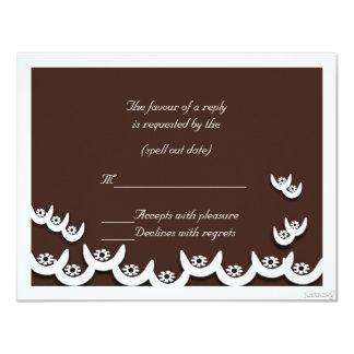 osram ne nsoroma ii (faithfulness) chocolate rsvp card