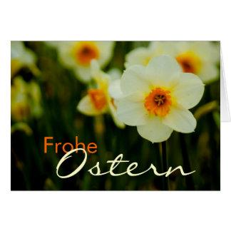 Osterglocken • Osterkarte Greeting Card
