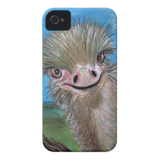 ostrich iPhone 4 Case-Mate cases