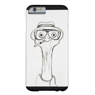 Ostrich Sketch Phone Case