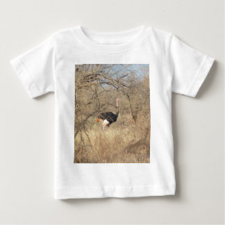 Ostrich T-Shirt, African Safari Collection Baby T-Shirt
