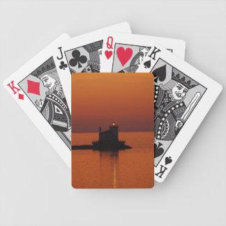 Oswego NY Lighthouse Playing cards