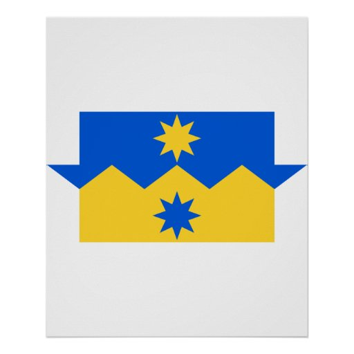 Otago, New Zealand Print