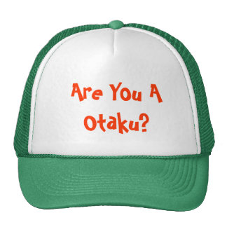 Otaku Question Hat