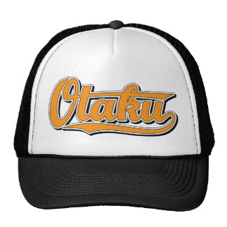 Otaku Shirt Orange Cap