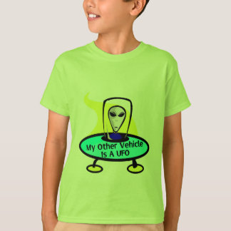 Other Vehicle UFO T-Shirt