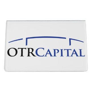 OTR Business Card Holder Desk Business Card Holder