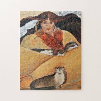 Otter Woman Puzzle
